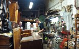 Learning the Art of Antiques Restoration in Florence