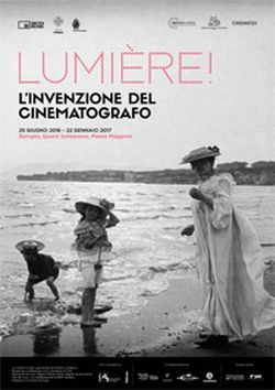 Exhibition on the invention of Cinema by the Lumiere Brothers, Bologna