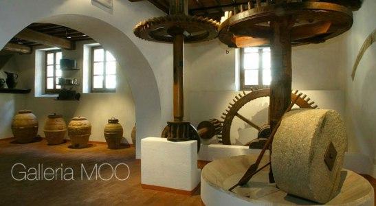 Olive oil museum in Torgiano, Umbria