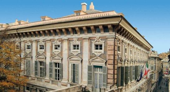 Palazzo Tursi, Genova - rolliestradenuove.it