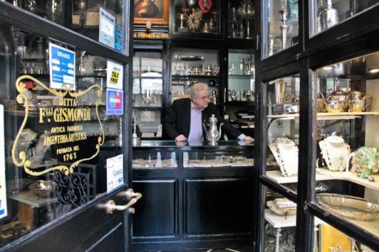 Talleres historicos de Genova: Gismondi, foto de Paola Leoni