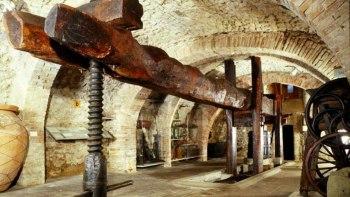 Wine Museum in Torgiano, Umbria
